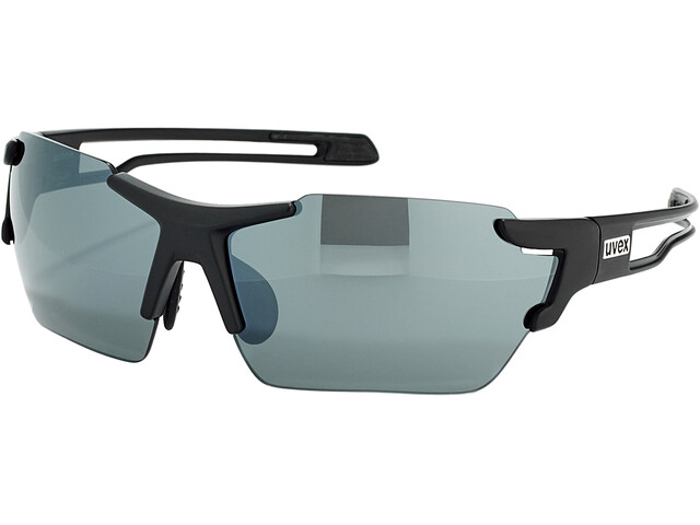 UVEX Sportstyle 803 Colorvision Sportbrille Small black mat/urban